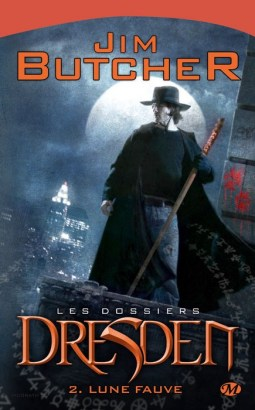 Les dossiers Dresden tome 2 Lune fauve
