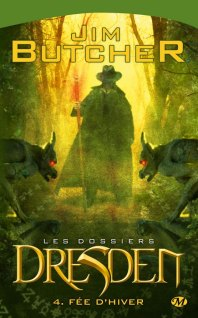 Les dossiers Dresden tome 4 Fée d'hiver