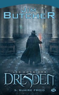 Les dossiers Dresden tome 5 Suaire froid