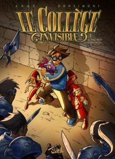Le Collège invisible tome 1