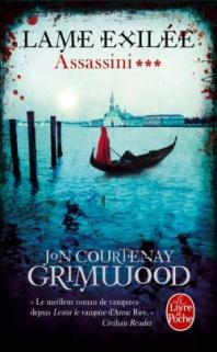 vampire loup-garou Venise Renaissance politique manigances succession pouvoir meurtres trahison