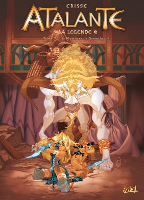 Atalante tome 3 : Les mystères de Samothrace