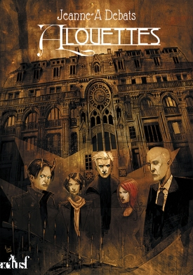 vampires amour magie fantômes notaire étude