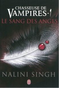 archange ange vampires sang chasseuse traque