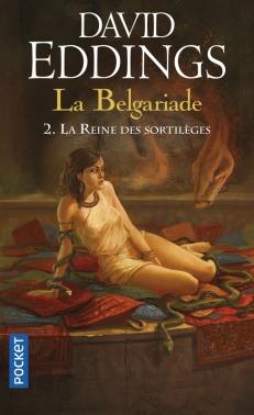 La Belgariade tome 2 La reine des sortilèges