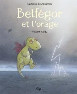 dragon orage peur courage amitié