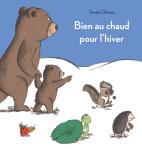 ours écureuil coccinelle hérissons grenouilles hibernation hiver