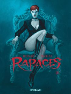 Rapaces tome 3